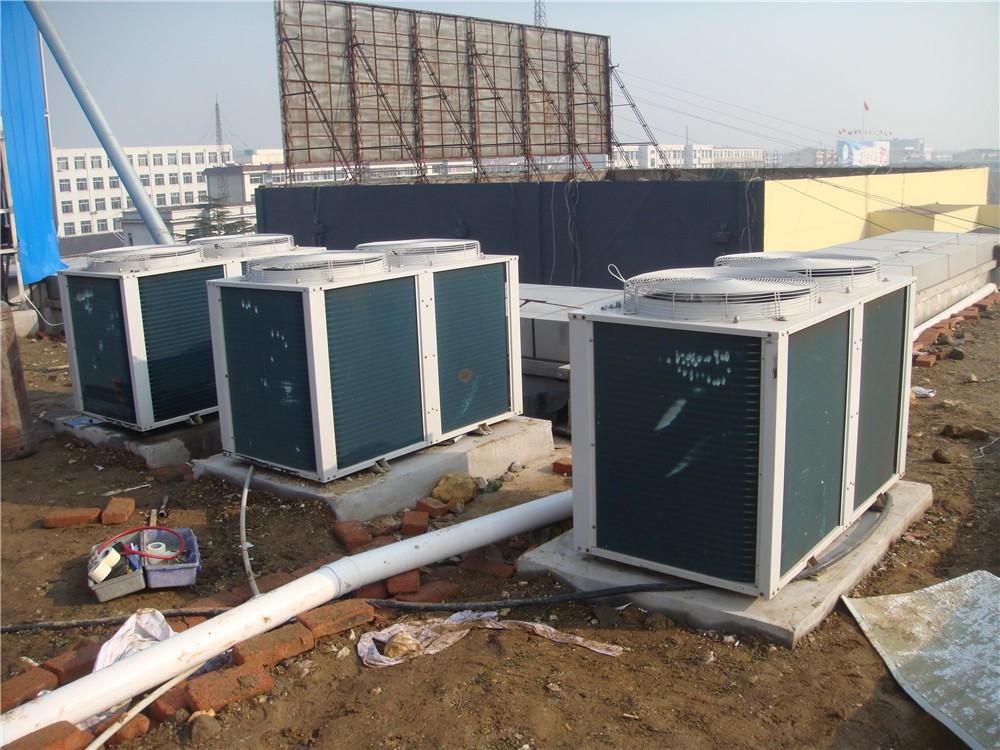 风管式空调机安装