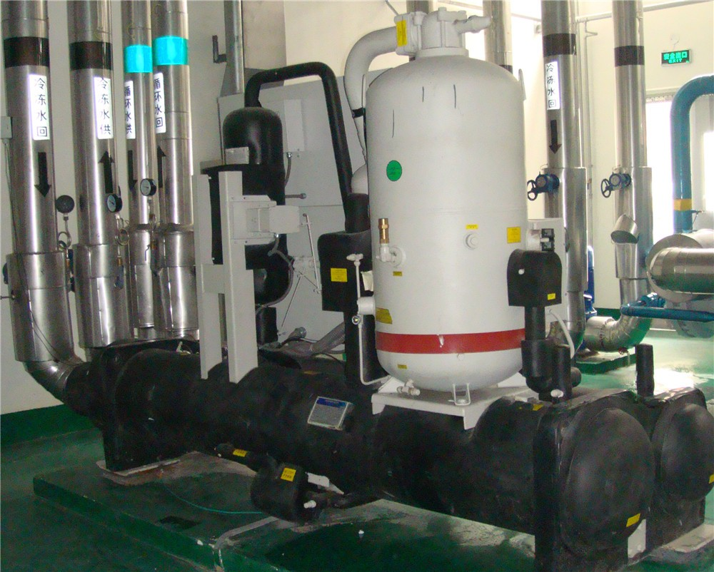 空调热泵安装